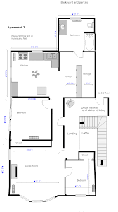 simple architectural drawings. Drawing Simple Floor Plans Free Architectural Drawings C