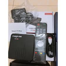 TV Box Magicsee N5 Max 2020