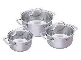 Купить <b>Набор</b> посуды 6 предметов Taller <b>Брилон</b> TR-1060 в ...