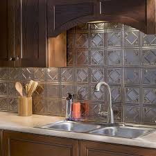 Tin Ceiling Tiles For Backsplash Exterior