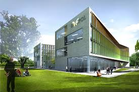 office building design. The Design Of New Office Building Ericpol In Lodz «