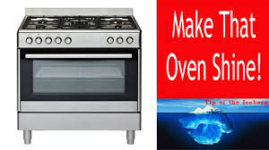 how to clean your oven with baking soda vinegar and lemon all natural and chemical free
