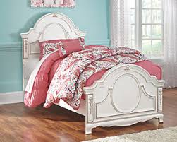 girls bed furniture. bedroom furniture on a white background girls bed