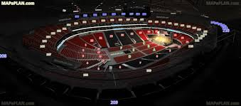 Prudential Concert Seating Chart Www Bedowntowndaytona Com