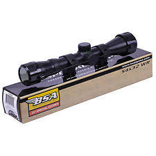simmons 8 point 3 9x40. bsa wr 4x32 telescopic air gun rifle scope sight + 11mm 3/8\ simmons 8 point 3 9x40