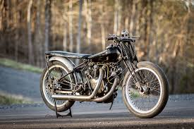 maggie the abandoned beasty a 1949 vincent black shadow classic