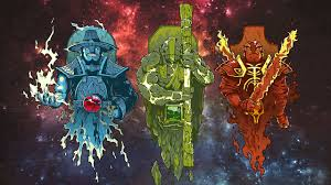 picture dota 2 earth spirit ember spirit storm spirit swords sorcery