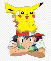 Pokemon Bilder Ash Und Pikachu - Novocom.top