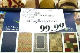 safavieh rugs costco easy living indoor outdoor rug stirring area