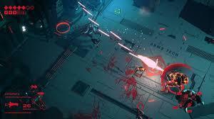 Адреналиновый боевик Ruiner с видом сверху скоро появится на Nintendo Switch
