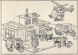 Small Picture Lego City Train Coloring Pages Image Gallery HCPR