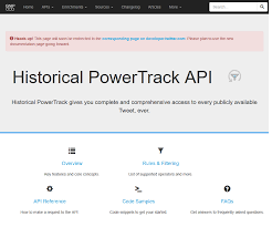 Premier Lotto Classification Chart Gnip Historical Powertrack 2 Api Overview Documentation