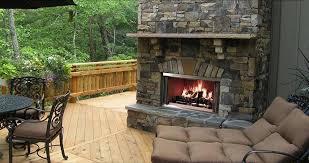 outdoor fireplace cost factors