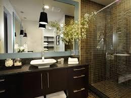 Contemporary Master Bathroom Ideas Plus White Sink And Wall Mirror - Contemporary master bathrooms