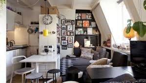 Big Design Ideas For Small Studio Apartments With Small Studio