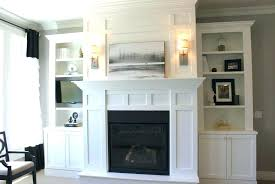 build fireplace built in around fireplace building built in cabinets next to fireplace bookshelf white bookcases