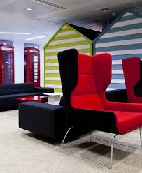 Google london office telephone number Interior Collect This Idea Gic Googles New Vivid Office In London Featuring Telephone Booths