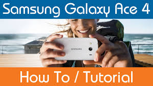 how to uninstall remove delete an app application samsung galaxy ace 4 you