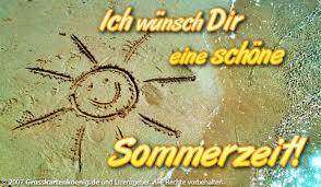 Ich Wünsch Dir Eine Schöne Sommerzeit Sommer Bild 2946