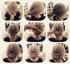 Jednoduchý účes Z Ocasu Svazek S Tkaní Základní Pravidla Tvorby Vlasů
