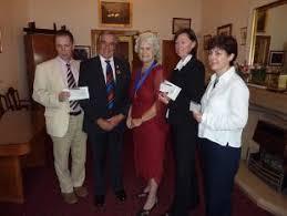 Ex Chorley Mayor in major charity boost | Chorley Citizen