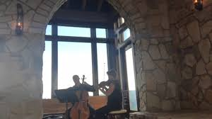 simple gifts violin cello duet