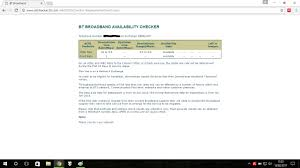 Fibre Optic Cabinet Checker Solved Slow And Interrupted Btcare Community Forums