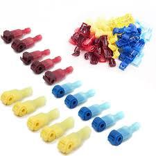 40pcs blue t taps wire