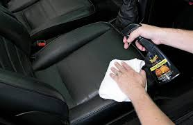 view larger image cleaning a car seat