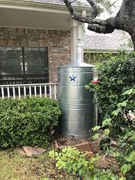 galvanized steel water storage cistern tank 400 gallon 6