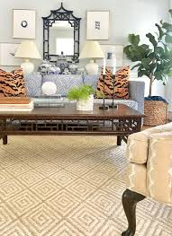 Getting coffee stains out of the carpet doesn't have to be a daunting task. Changing Out Our Jute Rug For A Sisal Emily A Clark