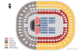 Bc Place Interactive Seating Chart Re Incorrect Map On Site Page 99 Stubhub Community
