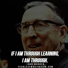 John Wooden Quotes Magnificent 48 Inspirational John Wooden Quotes Fearless Motivation