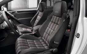 mk6 golf gti seats in a t5 been done