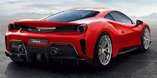 Ferrari 488 Pista Is The Replacement For The 458 Speciale The Supercar Blog