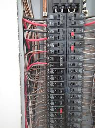 service panel wiring facbooik com Main Electrical Panel Wiring Diagram how to install and wire a sub panel main electric panel wiring diagram