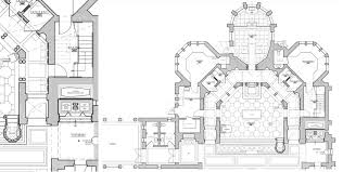 The National Building Museum Gets Washington National Cathedralu0027s Cathedral Floor Plans