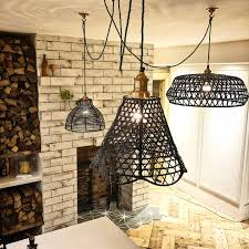 lighting trend. How To Personalise Wicker \u0026 Woven Lighting For 2018 Trend S