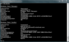boot control database windows 7 hibernation file issue