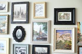 frame sets for wall cozy gallery wall set up frames art print frame white collage within