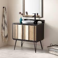 Bathroom Sink And Cabinet Bathroom Vanities And Vanity Cabinets Signature Hardware