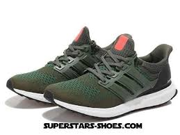 adidas shoes 2017. adidas ultra boost shoes black / green /white (adidas shoes) - 2017