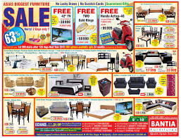 Furniture sale advertisement Furniture Company Bantia Furintures Asias Biggest Furniture Sale Te Ara Bantia Furintures Asias Biggest Furniture Sale Hurry Days Only