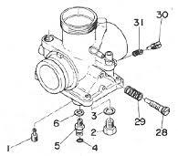 mikuni carburetor diagram png
