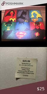 sold dc comics canvas wall art dc