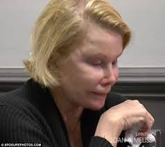 thread joan rivers gets 734th cosmetic operation