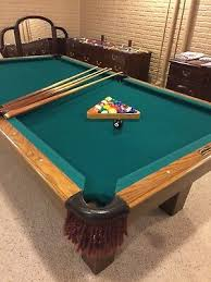 olhausen 8ft high end pool table