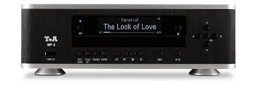 CD-ресивер <b>T</b>+A MP 8 — <b>CD</b>-<b>проигрыватели</b> — купить по ...