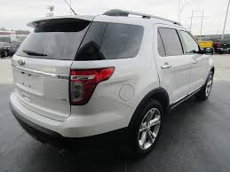 2015 Used Ford Explorer 4WD 4dr Limited at The Internet Car Lot ...