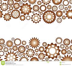 Gear Pattern Delectable Seamless Pattern Gear Stock Vector Illustration Of Abstract 48